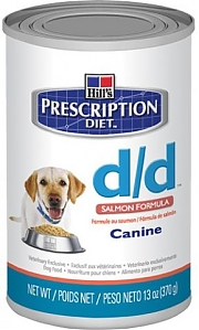 HILLs Prescription Diet D/D Salmon