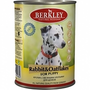 Berkley Puppy Rabbit/Oatflakes