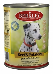 Berkley Adult Beef/Potatoes