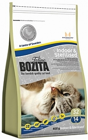 Bozita Funktion Indoor/Sterilised